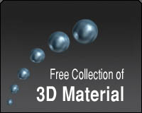 Free Collection of 3D Material